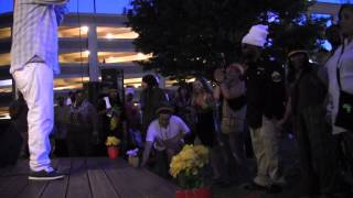 Ras Shiloh: live 5/25/14 (pro audio)