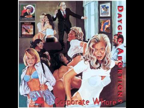 Dayglo Abortions - Wasted Not Worried