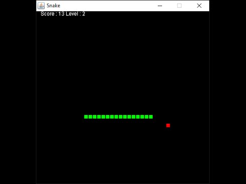 Programming Simple Snake Game  in Java Eclipse