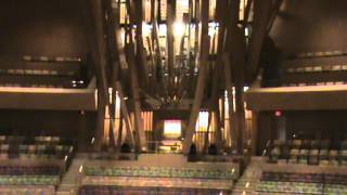 WALT DISNEY CONCERT HALL PIPE ORGAN - VARIATIONS ON NOEL - DUPRE