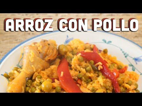 How To Make CUBAN ARROZ CON POLLO | La Cocina -  Mitú