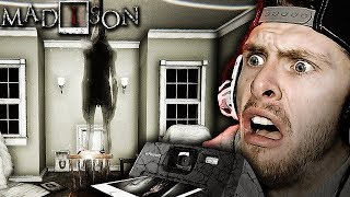 DEMON RITUAL GONE VERY WRONG! | MADiSON Demo Gameplay! New Survival Horror Game