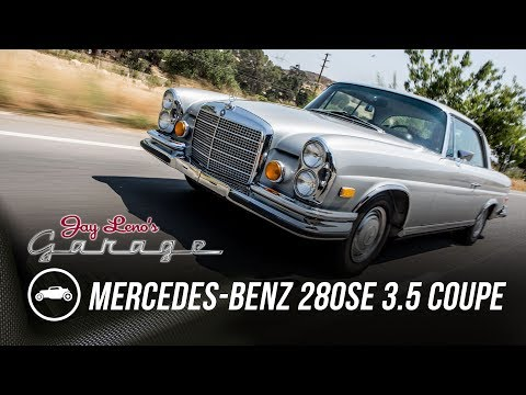 1971 Mercedes-Benz 280SE 3.5 Coupe - Jay Leno's Garage