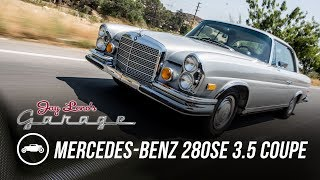1971 Mercedes-Benz 280SE 3.5 Coupe - Jay Leno