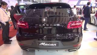 Tinhte.vn - Chi tiết Porsche Macan R4 giá 2,69 tỷ tại triển lãm VMS 2014