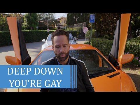 Silicon Valley S04E01 Russ Hanneman DEEP DOWN YOU'RE GAY