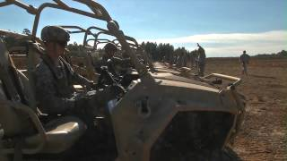 Light Tactical All Terrain Vehicle Training