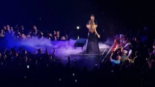 Thomas Rhett - Playing With Fire (ft. Danielle Bradbery) - Wright State Nutter Center 3-11-17