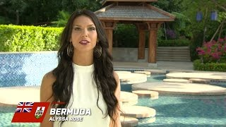 MW2015 : BERMUDA, Alyssa Rose - Contestant Profile