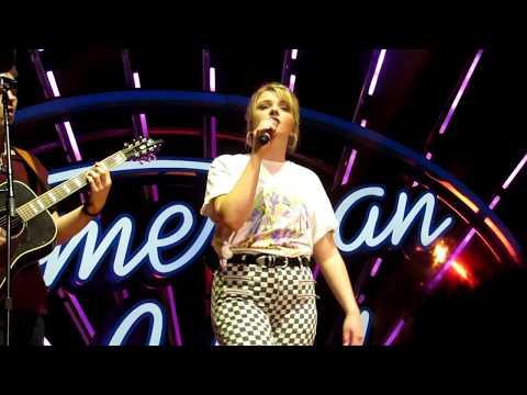 American Idol  Tour 2018  Maddie Poppe  Walk Like an Egyption