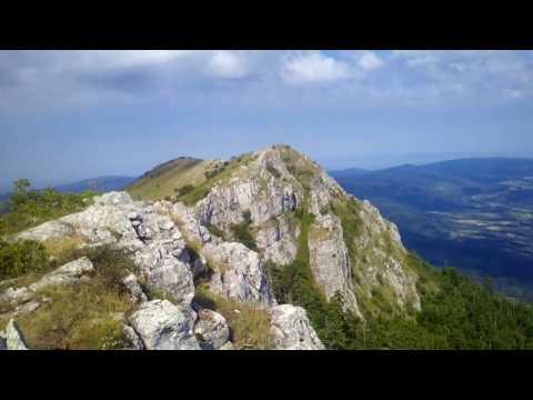 Planina Rtanj (Vrh Preslo 1405mnv) - The Peak Preslo Mountain #Rtanj - Serbian Pyramid