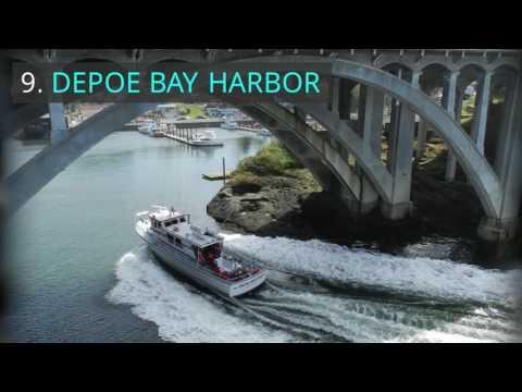 The 12 most iconic landmarks on the Oregon coast