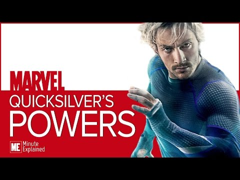 What are QUICKSILVER'S Powers? (MCU)