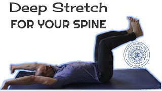 6 Deep Stretches for Your Spine (ELDOA)