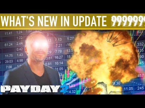 (APRIL FOOLS) What's New In Update 99͜99̡9͜9̸9͟9̧9999̢999̛? [PAYDAY 2]