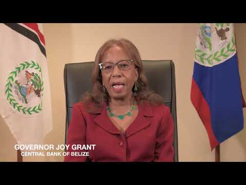 Message from the Governor of Central Bank of Belize on Choice Bank