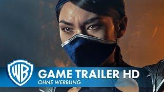 MORTAL KOMBAT 11 – Offizieller Live-Action-Trailer Deutsch HD German (2019)
