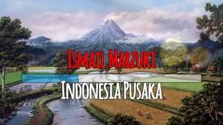 [Midi Karaoke] ♬ Ismail Marzuki - Indonesia Pusaka ♬ +Lirik Lagu [High Quality Sound]