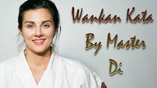 Wankan Kata - Karate Shotokan- by Master Di