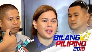 Mayor Sara Duterte, titigil na raw sa pagbatikos sa oposisyon