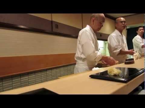 SUKIYABASHI JIRO - 銀座 すきやばし次郎