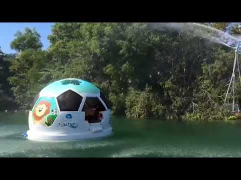 FloatBall debuts at Zoo Miami