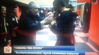 Osmanlı oba boksu nasıl yapılır