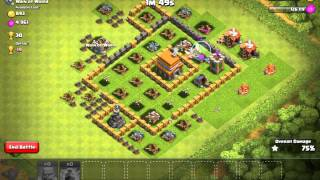 Clash of clans show of jodie
