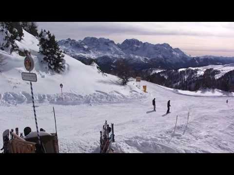Ski Madonna Di Campiglio 2014 HD