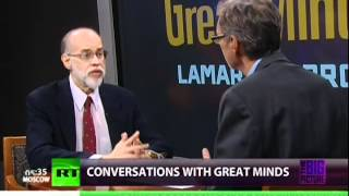 Conversations w/Great Minds Lamar Waldron - Watergate: The Hidden History P1