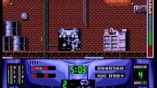Robocop 2 Atari ST gameplay