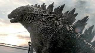 Godzilla 2014 theme song HD