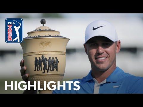 Brooks Koepka's winning highlights from WGC-FedEx St. Jude 2019
