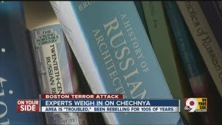 Experts weigh on history of Chechnya