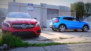 Mercedes-Benz GLA-Class 2015 Videos