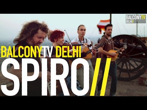 SPIRO - THE CITY AND THE STARS (BalconyTV)