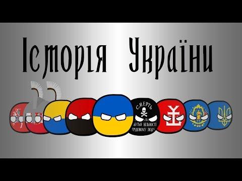 COUNTRYBALLS #3| История Украины
