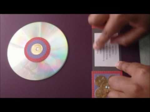 How to Make a Platinum Record Replica to Encourage a Singer or Musician