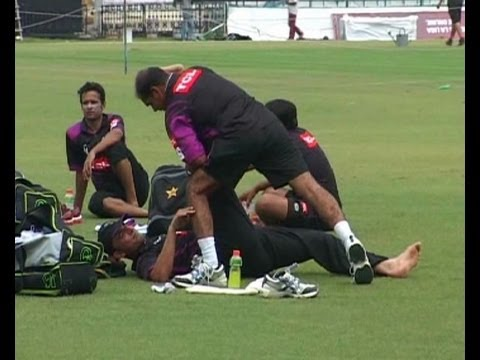 Faisalabad Wolves practice hard for 1st CLT20 Qualifier Match