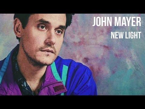 John Mayer - New Light | sub Español + lyrics