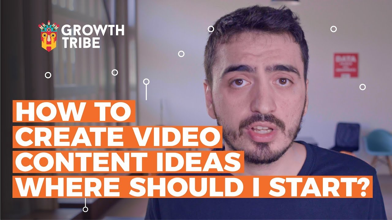 How To Create Video Content Ideas Where Should I Start Youtube