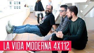 La Vida Moderna 4x112...es ir a una boda y que la tuna cante trap