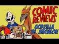 Godzilla vs. Megalon - MIB Comic Reviews Ep 3