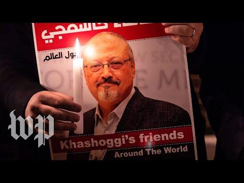 The assassination of Jamal Khashoggi