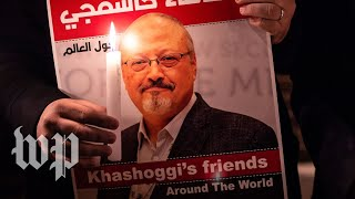 The assassination of Jamal Khashoggi