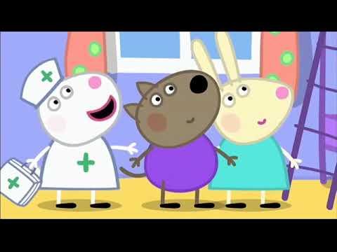粉紅豬一家親 粵語 4 Peppa Pig Cantonese Part 4