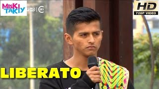 "LIBERATO KANI ""Rap en Quechua"" - Miski Takiy (02/Jul/2016)"