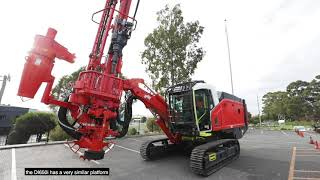 Leopard™ DI650i - New leader in Australia - SRG Global | Sandvik Mining and Rock Technology