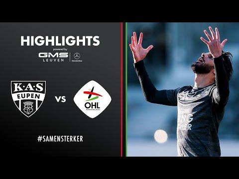 Eupen OH Leuven Goals And Highlights