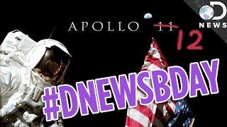 Lightning Hit Apollo 12 Mid-Flight (Twice): Here's What Happened Next